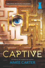 Book cover of CAPTIVE