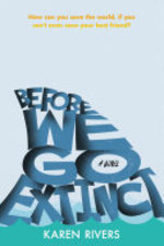 Book cover of BEFORE WE GO EXTINCT