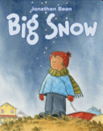 Book cover of BIG SNOW