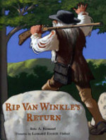 Book cover of RIP VAN WINKLE'S RETURN