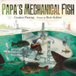 Book cover of PAPA'S MECHANICAL FISH