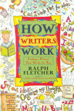 Book cover of HOW WRITERS WORK