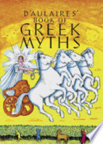 Book cover of D'AULAIRES BOOK OF GREEK MYTHS