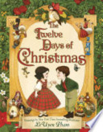 Book cover of 12 DAYS OF CHRISTMAS