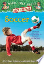 Book cover of MAGIC TREE HOUSE FACT TRACKER 29 SOCCER