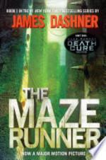 Book cover of MAZE RUNNER 01