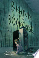 Book cover of BEHIND THE BOOKCASE