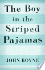Book cover of BOY IN THE STRIPED PAJAMAS