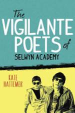 Book cover of VIGILANTE POETS OF SELWYN ACADEMY