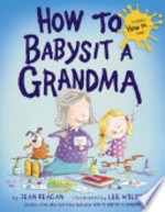 Book cover of HT BABYSIT A GRANDMA