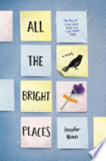 Book cover of ALL THE BRIGHT PLACES