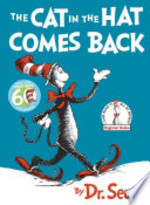 Book cover of CAT IN THE HAT COMES BACK