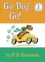 Book cover of GO DOG GO