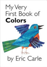 Book cover of MY VERY 1ST BOOK OF COLORS