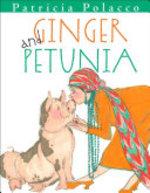 Book cover of GINGER & PETUNIA