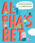 Book cover of AL PHA'S BET