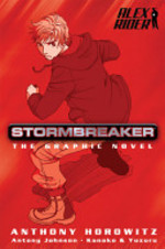 Book cover of ALEX RIDER GN 01 STORMBREAKER