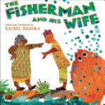 Book cover of FISHERMAN & HIS WIFE