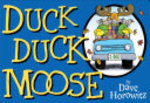 Book cover of DUCK DUCK MOOSE