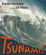 Book cover of TSUNAMI