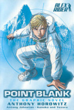Book cover of ALEX RIDER GN 02 POINT BLANK