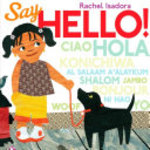 Book cover of SAY HELLO