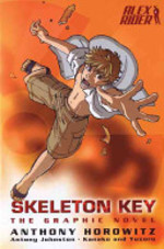 Book cover of ALEX RIDER GN 03 SKELETON KEY