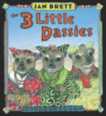 Book cover of 3 LITTLE DASSIES