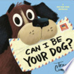 Book cover of CAN I BE YOUR DOG