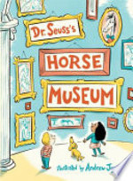 Book cover of DR SEUSS'S HORSE MUSEUM