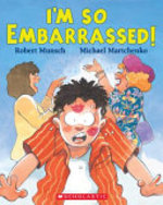 Book cover of I'M SO EMBARASSED