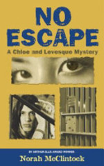 Book cover of NO ESCAPE