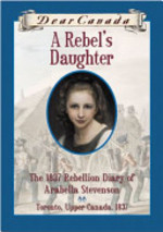 Book cover of DC - REBEL'S DAUGHTER