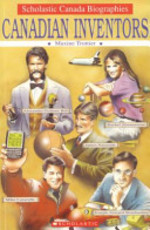 Book cover of CANADIAN INVENTORS