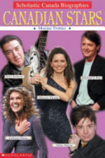 Book cover of CANADIAN STARS