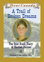 Book cover of DC - TRAIL OF BROKEN DREAMS