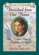 Book cover of DC - BANISHED FROM OUR HOME