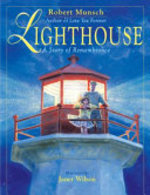 Book cover of LIGHTHOUSE A STORY OF REMEMBRANCE
