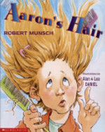 Book cover of AARON'S HAIR