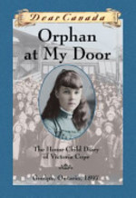 Book cover of DC - ORPHAN AT MY DOOR