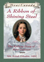 Book cover of DC - RIBBON OF SHINING STEEL
