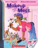 Book cover of MAKEUP MESS