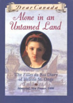 Book cover of DC - ALONE IN AN UNTAMED LAND