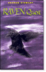 Book cover of RAVEN QUEST