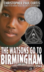 Book cover of WATSONS GO TO BIRMINGHAM - 1963