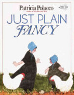 Book cover of JUST PLAIN FANCY