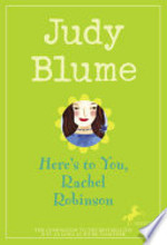 Book cover of HERE'S TO YOU RACHEL ROBINSON