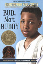 Book cover of BUD NOT BUDDY