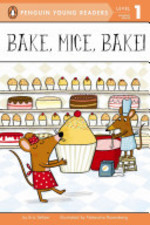 Book cover of BAKE MICE BAKE