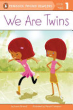 Book cover of WE ARE TWINS